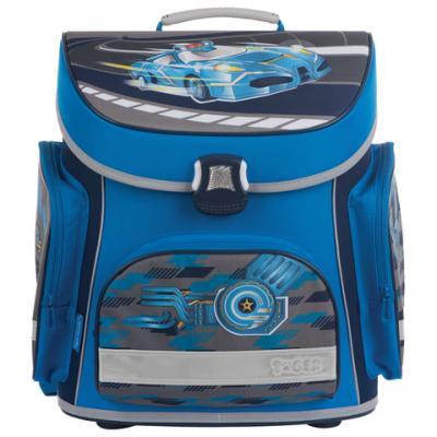 Ранец с наполнением Tiger Family Night Patrol 17 л синий tiger family пенал prime collection с наполнением цвет синий