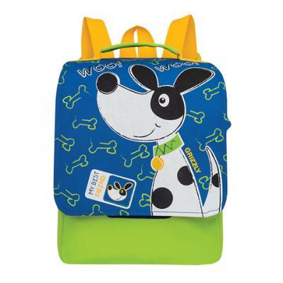 Рюкзак с усиленной спинкой GRIZZLY RS-891-2/1 рисунок рюкзак grizzly тузик rs 891 2 1 227228
