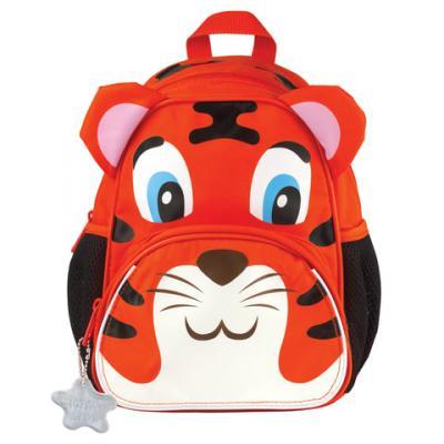 """Рюкзак ортопедический Tiger Family """"Tom The Tiger"""" 5 л оранжевый"""