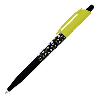 Ручка шариковая автоматическая Bruno Visconti Ночные кошки синий 0.3 мм цена