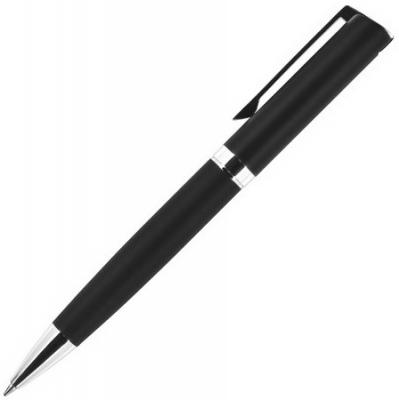 Ручка подарочная шариковая BRUNO VISCONTI Milano, мет.корпус черный, 1мм, синяя, 20-0224 ручка подарочная шариковая bruno visconti milano мет корпус синий 1мм синяя 20 0226