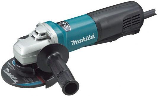 Углошлифовальная машина Makita 9565PZ, 1100Вт, 11000об//м, муфта SJS