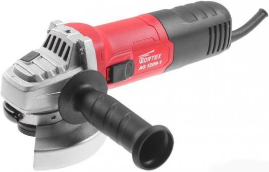 Углошлифовальная машина Wortex AG 1209-1 125 мм 900 Вт