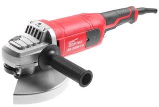 Углошлифовальная машина Wortex AG 2326-1 S 230 мм 2600 Вт