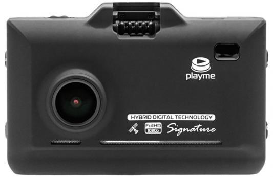 Автомобильный Видеорегистратор + радар детектор PlayMe P570SG Комбо