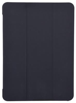 Чехол-книжка для Samsung Galaxy TAB S3 BoraSCO Black флип, пластик