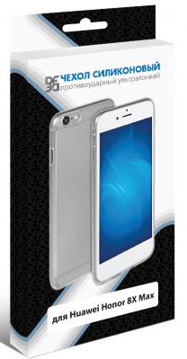 Силиконовый чехол для Huawei Honor 8X Max DF hwCase-68 цена