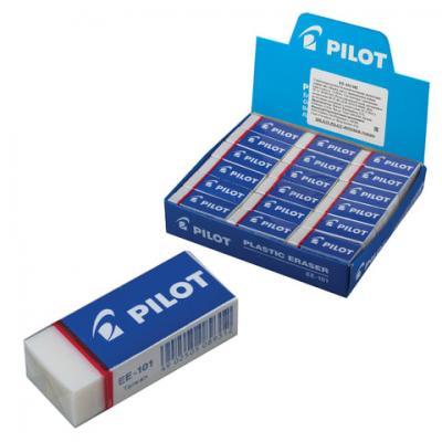 Резинка стирательная Pilot прямоугольная 1 шт прямоугольный резинка стирательная maped essentials soft 13 1 шт прямоугольный