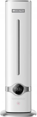 Увлажнитель воздуха Leberg LH-20, сенсорное управление+ПДУ, LCD дисплей, S-20/25 м?, объём 9 л., 320 мл/ч., белый