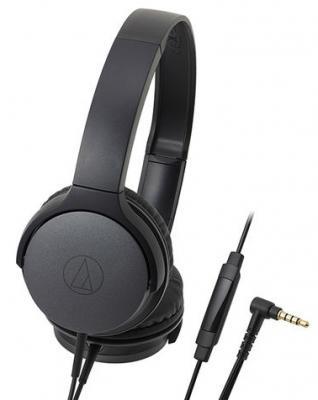 Гарнитура Audio-Technica ATH-AR1ISBK черный 15119213 гарнитура audio technica ath ckl220is wh белые