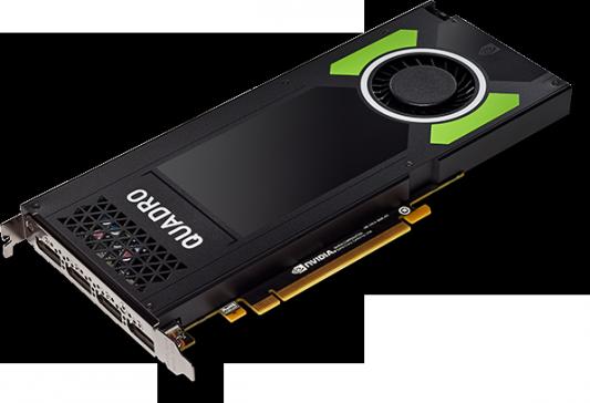 Видеокарта PNY Quadro P4000 VCQP4000-BSP PCI-E 8192Mb GDDR5 256 Bit Bulk bsp