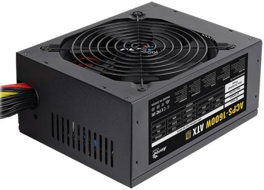 БП ATX 1600 Вт Aerocool ACPS-1600W (4713105962840) цена