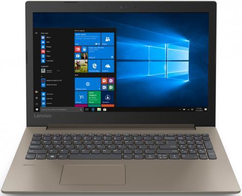 "Ноутбук Lenovo IdeaPad 330-15ARR AMD Ryzen 5 2500U (2.0)/8G/256G SSD/15.6""FHD AG/AMD Radeon Vega 8/noODD/BT/DOS (81D200J6RU) Brown цена и фото"