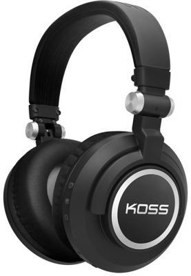 Наушники KOSS BT540i black черный наушники вставные koss the plug black