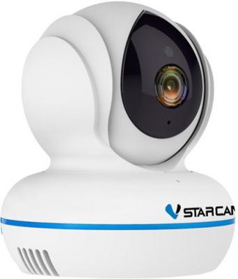 лучшая цена Камера VStarcam C22Q Поворотная беспроводная IP-камера 4Mp, 2560x1440, 330*, P2P, MicroSD
