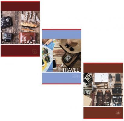 Тетрадь А4, 96 л., BRAUBERG ЭКО, клетка, обложка картон, В ПУТЬ, 403069 тетрадь а4 96 л brauberg клетка обложка картон контракт 400521