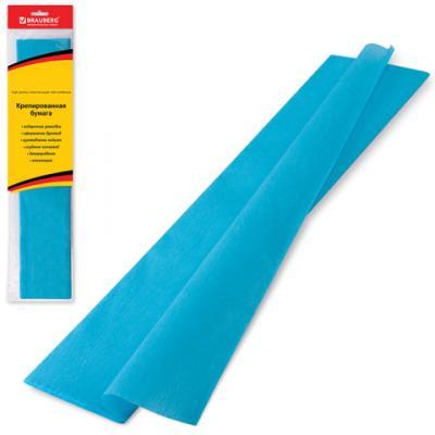 Цветная бумага крепированная BRAUBERG Цветная бумага крепированная , стандарт, 200х50 см рулон