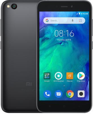 Смартфон Xiaomi Redmi Go 8 Гб черный смартфон xiaomi redmi 5 plus 64 гб черный