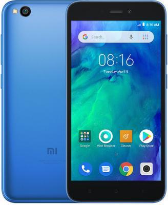 Смартфон Xiaomi Redmi Go 8 Гб синий смартфон xiaomi redmi 6 64 гб синий