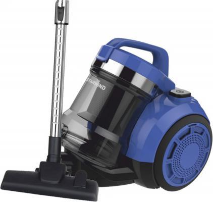 Пылесос Starwind SCV2220 2200Вт синий/черный