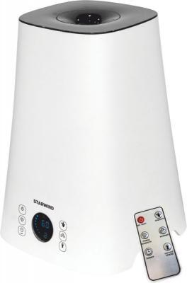 Увлажнитель воздуха Starwind SHC3531 25Вт (ультразвуковой) белый/черный увлажнитель воздуха starwind sap2111
