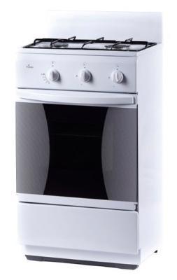 Картинка для Комбинированная плита Flama CK 2202 W белый