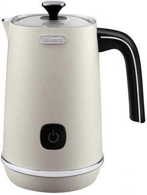 Вспениватель молока для кофемашин Delonghi EMFI.W 250мл вспениватель молока delonghi emfi bk distinta