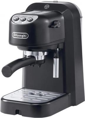 Кофеварка эспрессо Delonghi EC251.B 1100Вт черный кофеварка delonghi emkm 6 b