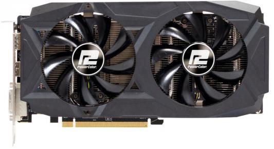 Видеокарта PowerColor Radeon RX 590 AXRX PCI-E 8192Mb GDDR5 256 Bit Retail (AXRX 590 8GBD5-DHD)  - купить со скидкой