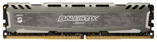 Память DDR4 8Gb 3000MHz Crucial BLS8G4D30AESBK RTL PC4-24000 CL15 DIMM 288-pin 1.35В kit память ddr4 2x16gb 3000mhz corsair cmk32gx4m2b3000c15w rtl pc4 24000 cl15 dimm 288 pin 1 35в