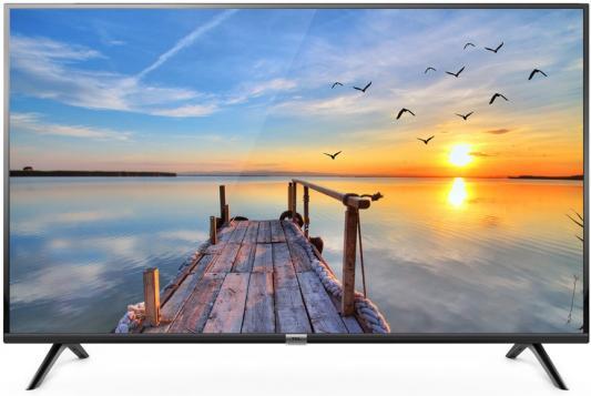Фото - Телевизор 43 TCL L43S6500 черный 1920x1080 60 Гц Smart TV Wi-Fi HDMI USB Bluetooth Для наушников ноутбук lenovo ideapad l340 15api amd athlon 300u 2400 mhz 15 6 1920x1080 4gb 256gb ssd no dvd radeon vega 3 wi fi bluetooth dos