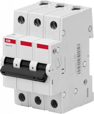 ABB 2CDS643041R0204 Авт. выкл. 3P, 20A, C, 4,5кА, BMS413C20