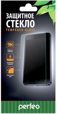Perfeo защитное стекло Meizu M6 белый 2.5D Full Screen&Glue (PF_A4514)