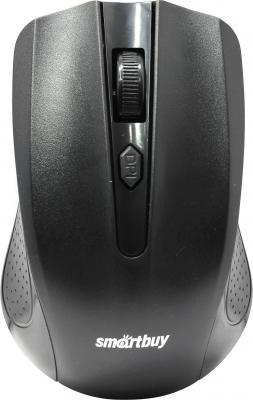 Мышь беспроводная Smart Buy One SBM-352AG-K чёрный USB + радиоканал мышь беспроводная hp 200 silk золотистый чёрный usb 2hu83aa