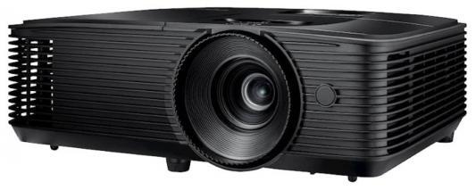 Фото - Проектор Optoma DW318e 1280x800 3700 люмен 20000:1 черный (E1P1A1YBE1Z3) проектор optoma x343e 1024x768 3800 люмен 20000 1 черный