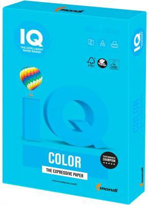 Цветная бумага IQ AB48 A4 250 листов цены онлайн