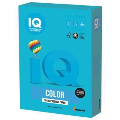 Цветная бумага IQ Бумага IQ color, AB48 A4 250 листов все цены