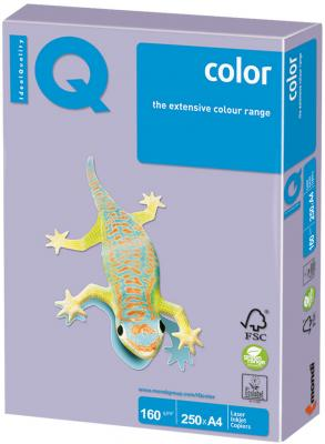 Цветная бумага IQ LA12 A4 250 листов