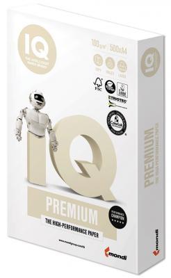 Бумага IQ PREMIUM, А4, 250 г/м2, 150 л., класс А, Австрия, белизна 170% (CIE) цена