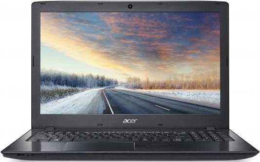 Ноутбук Acer TravelMate TMP259-G2-M-5402 Core i5 7200U/8Gb/1Tb/DVD-RW/Intel HD Graphics 620/15.6/FHD (1920x1080)/Linux/black/WiFi/BT/Cam