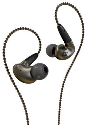 Гарнитура MEE Audio P1-ZN черный гарнитура mee audio x1 coral white
