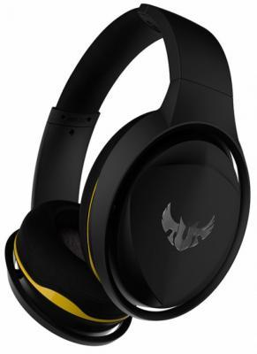 Игровая гарнитура проводная ASUS TUF Gaming H5 черный (90YH00Z5-B8UA00) гарнитура asus el33 black 90xb02t0 bhs000