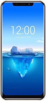 Смартфон Oukitel C12 Plus 16 Гб золотистый смартфон lenovo phab plus pb1 770m 32 гб золотистый za070035ru