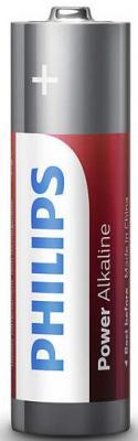 Батарейки Philips Power AA 10 шт LR6P10WP/10 батарейки philips r6l4b 10 aa 4шт