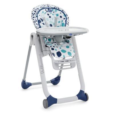 Купить Чехол для стульчика Chicco Polly Progres5 (iceberg), Аксессуары к стульчикам для кормления