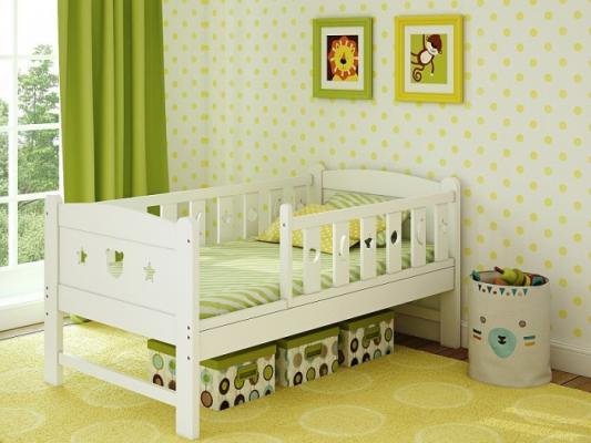 Кровать подростковая 160x80см Giovanni Dream (white)