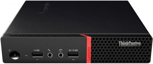 Lenovo ThinkCentre M715q Tiny AMD_A6_PRO-8570E_3.0G_2C /4GB_DDR4_2400_SODIMM /500GB_HD_7200RPM_2.5_SATA3 /AMD Radeon /USB_CALLIOPE_KB_BK_RUS /USB_CALLIOPE_MOUSE_BK /WiFi /VGA_PORT /VESA /NO_OS /3 Year On-site