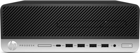 HP ProDesk 600 G3 SFF Intel Core i5 7500(3.4Ghz)/4096Mb/500Gb/DVDrw/war 3y/W10Pro цена