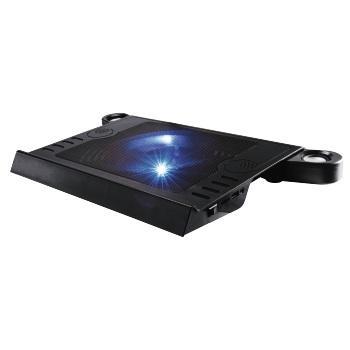 Подставка для ноутбука Hama (00053063) черный чехол для ноутбука 15 6 hama slide ткань черный 00101733