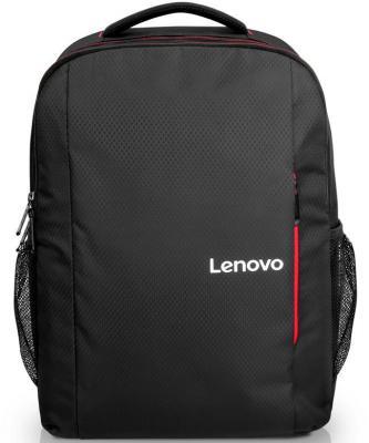 Рюкзак для ноутбука 15.6 Lenovo Everyday Backpack B510 полиэстер черный GX40Q75214 аккумулятор для ноутбука anybatt ibm lenovo l10l6y01 l10s6y01 l10n6y01 l09l6d16 57y6440 l09s6d16 l09n6d16 57y6567 57y6626